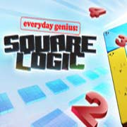 Обложка Everyday Genius: SquareLogic
