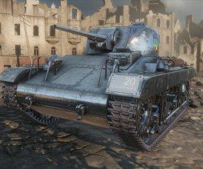 ОБТ PS4-версии World of Tanks пройдет в первых числах декабря