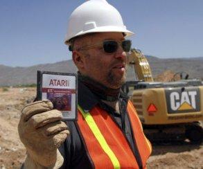 Выкопанные в Нью-Мексико картриджи с E.T. проданы за $107 000