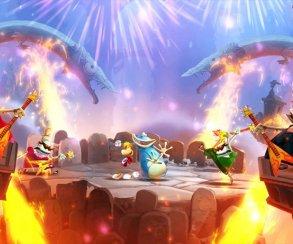 Перенос Rayman Legends позволил добавить в игру новые уровни