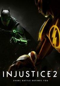Обложка Injustice 2