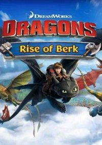 Обложка Dragons: Rise of Berk