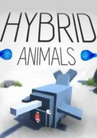Обложка Hybrid Animals