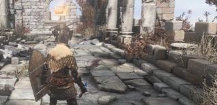 Dark Souls 3: The Ringed City. Сражение на карте Dragon Ruins