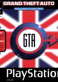 Обложка Grand Theft Auto - London 1969