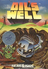 Обложка Oil's Well