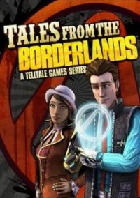 Обложка Tales from the Borderlands