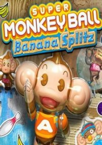 Обложка Super Monkey Ball: Banana Splitz