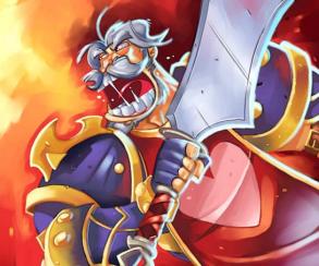 Лирой Дженкинс может появиться в экранизации Warcraft
