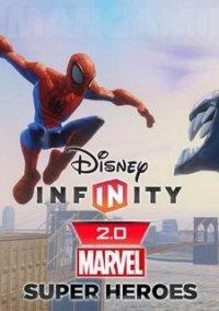 Обложка Disney Infinity: Marvel Super Heroes