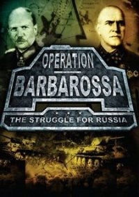 Operation Barbarossa: The Struggle for Russia – фото обложки игры
