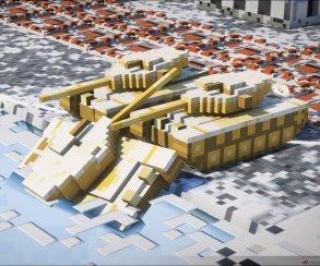 World of Tanks притворилась восьмибитной игрой в новом трейлере