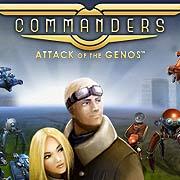 Commanders: Attack of the Genos – фото обложки игры