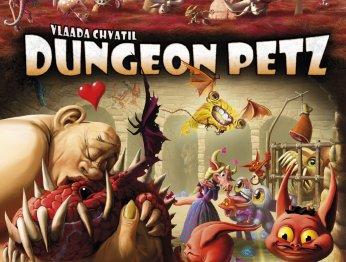 Dungeon Petz - ярмарка монстров на вашем столе