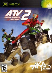 Обложка ATV Quad Power Racing 2