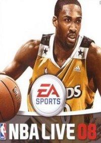 Обложка NBA Live 08