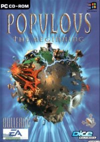 Обложка Populous: The Beginning