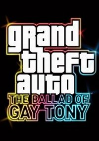 Обложка Grand Theft Auto IV: The Ballad of Gay Tony