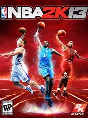 Обложка NBA 2K13