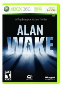 Обложка Alan Wake: The Writer