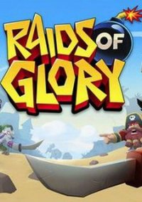 Обложка Raids of Glory