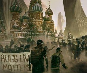 Почему арт Москвы из Deus Ex: Mankind Divided вызвал возмущение
