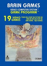 Обложка Brain Games