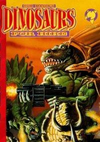 Обложка Tom Mason's Dinosaurs for Hire