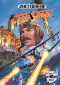 Fire Shark – фото обложки игры