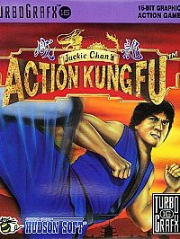 Обложка Jackie Chan's Action Kung Fu