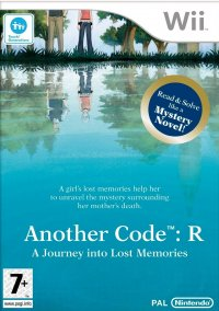 Обложка Another Code R: A Journey into Lost Memories
