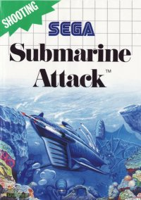 Обложка Submarine Attack
