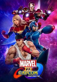 Marvel vs. Capcom: Infinite – фото обложки игры