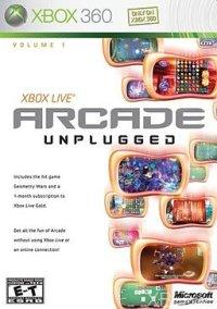 Обложка Xbox Live Arcade Unplugged, Vol. 1