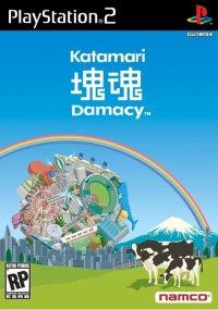 Обложка Katamari Damacy