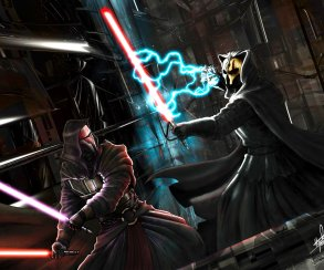 На iPad вышла Star Wars: Knights of the Old Republic