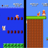 Скриншот Mario Bros.: The Lost Levels