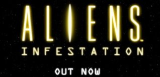 Aliens: Infestation. Видео #3