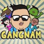 Скриншот Dance Face Chase - Gangnam Style Version – Изображение 3