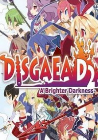 Обложка Disgaea D2: A Brighter Darkness