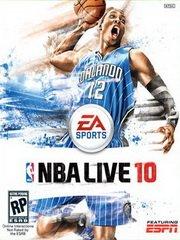 Обложка NBA Live 10