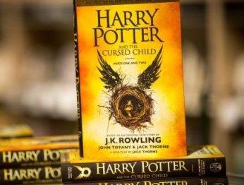 «Гарри Поттер иПроклятое дитя» выйдет нарусском вначале декабря