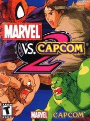 Обложка Marvel vs. Capcom 2