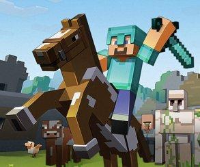 Minecraft для нового поколения консолей появится в августе