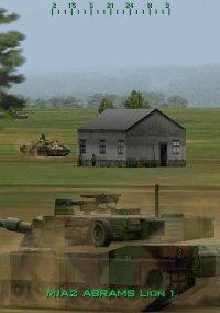 Обложка Tank Platoon!
