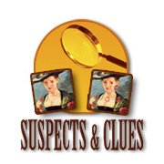 Обложка Suspects and Clues