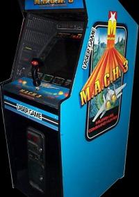 Обложка Mach 3
