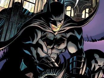 Готэм-сити в огне: Бэтмен пытается остановить хаос в городе