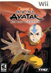Обложка Avatar: The Last Airbender