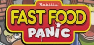 Fast Food Panic. Видео #1